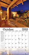 October 2010 calendar page thumbnail